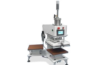 CS-680 Pneumatic Flat Press Machine