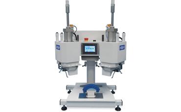 H&H CS-663Pneumatic Curve Cool + Heat Press Machine