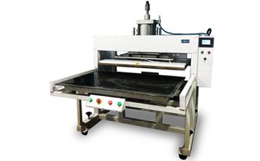 H&H CS-691Pneumatic Flat Press Machine