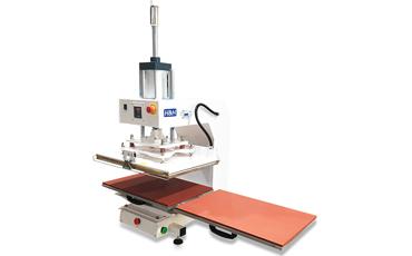H&H CS-704Pneumatic Flat Press Machine