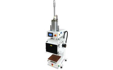 H&H CS-709 Pneumatic Flat Cool + Heat Press Machine