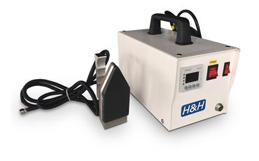 H&H TD-100Portable Bonding Press Station
