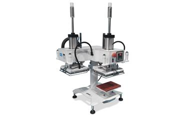 H&H CS-674Pneumatic Flat Cool + Heat Press Machine