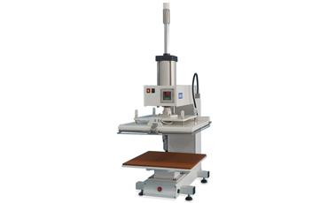 H&H CS-675Pneumatic Flat Press Machine