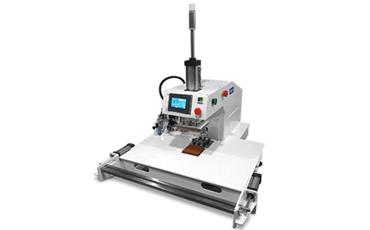 H&H CS-679Automatic Pick And Place Label Heat Press Machine